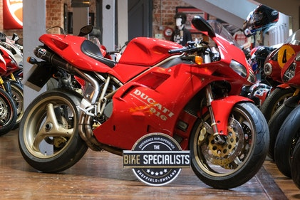 Picture of 1994 Ducati 916 Strada Monoposto Excellent UK Example For Sale