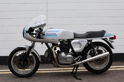 Picture of 1982 Ducati 900SS - Rebuilt For Sale