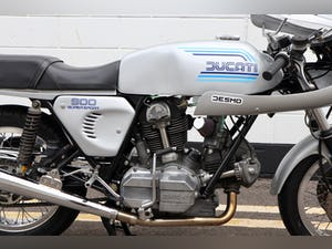 1982 Ducati 900SS - Rebuilt For Sale (picture 12 of 25)