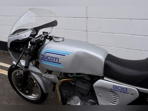 1982 Ducati 900SS - Rebuilt For Sale (picture 23 of 25)