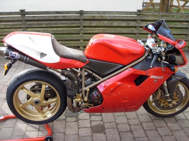 Picture of 1998 DUCATI 916 SPS For Sale