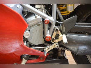 2003 Ducati 998R Rare Example Only 6866 Miles For Sale (picture 17 of 27)