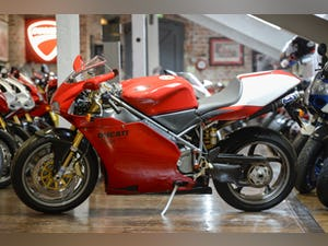 2003 Ducati 998R Rare Example Only 6866 Miles For Sale (picture 27 of 27)