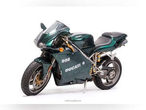2004 Matrix Ducati The machine from the movies For Sale (picture 9 of 9)