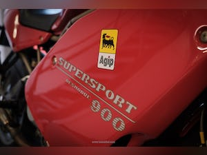 1996 Ducati 990SS Future classic ... the future is now For Sale (picture 2 of 9)