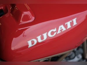 1996 Ducati 990SS Future classic ... the future is now For Sale (picture 6 of 9)