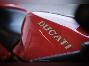 1996 Ducati 990SS Future classic ... the future is now For Sale (picture 8 of 9)