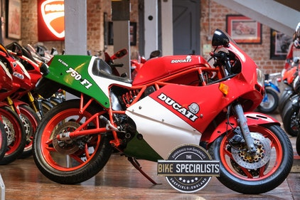 Picture of 1986 Ducati 750 F1B Excellent Restored Example For Sale