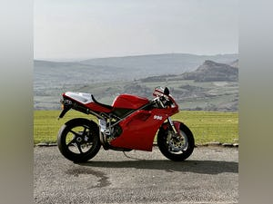 Ducati 996S 2002 For Sale (picture 1 of 12)