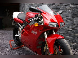 Ducati 996S 2002 For Sale (picture 2 of 12)