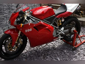 Ducati 996S 2002 For Sale (picture 6 of 12)