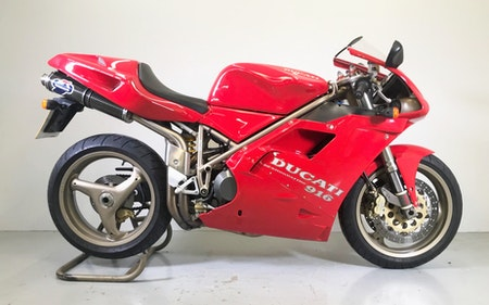 Picture of 1994 916 Strada the first and the best! For Sale