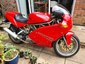 1995 Ducati 900ss For Sale (picture 4 of 6)