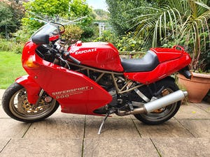 1995 Ducati 900ss For Sale (picture 5 of 6)