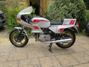 1983 Ducati Pantah SL600 -14/10/2021 For Sale by Auction (picture 1 of 1)