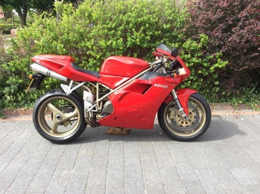 Picture of 1998 Ducati 916 For Sale by Auction