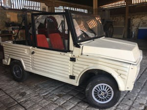 1977 DUPORT  Onyx  Mehari Micro car For Sale (picture 6 of 10)