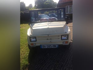 1977 DUPORT  Onyx  Mehari Micro car For Sale (picture 7 of 10)