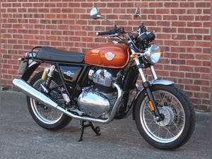 2019 Royal Enfield Interceptor For Sale (picture 2 of 15)