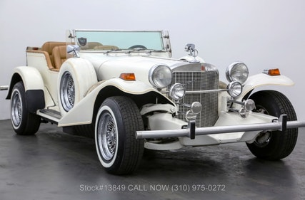 Picture of 1979 Excalibur Phaeton Series III For Sale