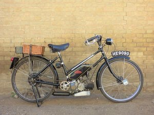 Picture of 1939 Excelsior Autobyk 98cc SOLD