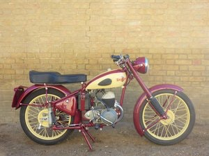Picture of 1954 Excelsior Talisman Twin 250cc SOLD