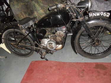 Picture of EXCELSIOR MINOR VERY VERY RARE 1949 For Sale