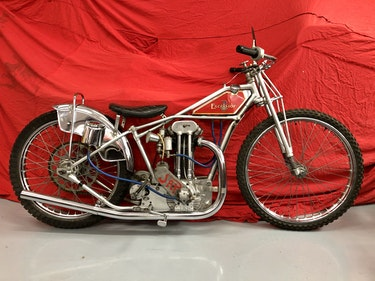 Picture of 1947 MK1 EXCELSIOR JAP SPEEDWAY RACING MOTORCYCLE For Sale