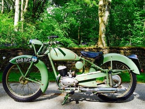 1957 Excelsior Consort 98cc For Sale (picture 1 of 4)