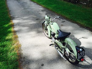 1957 Excelsior Consort 98cc For Sale (picture 3 of 4)