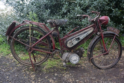 Picture of 1947 Excelsior Autobyk For Sale by Auction