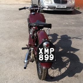 Picture of 1952 Excelsior Roadmaster  For Sale