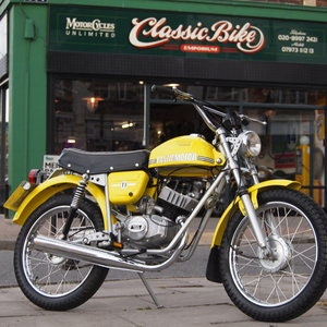 Picture of 1974 Fantic TI 50 Turismo, Rare UK Pedal Model. RESERVED. SOLD