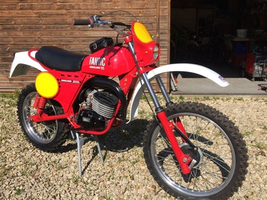 Picture of 1980 Fantic caballero 125 tx150 regalatoria competizion For Sale