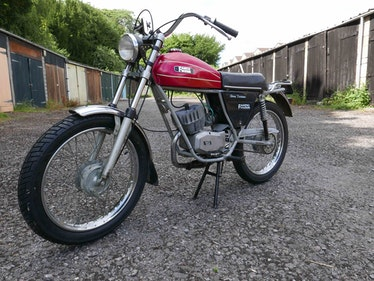 Picture of 1975 Fantic gt50 sports moped great condition For Sale