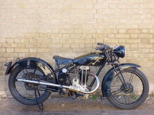 Picture of 1937 Federation 250cc SOLD