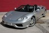 Picture of 2001 FERRARI 360 SPIDER MANUAL 6 SPEED CONVERTIBLE MANUAL For Sale