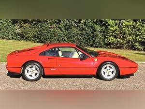 1987 FERRARI 328 GTB  Pre ABS UK example just serviced For Sale (picture 3 of 6)