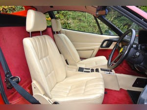 1987 FERRARI 328 GTB  Pre ABS UK example just serviced For Sale (picture 5 of 6)