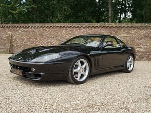 Picture of 2000 Ferrari 550 Maranello Swiss car, only 58.325 km, known histo For Sale