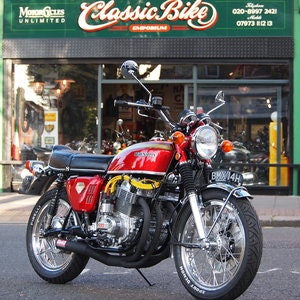 Picture of 1970 Yoshimura 836cc CB750 K0 To Site Beside Your Ferrari. SOLD