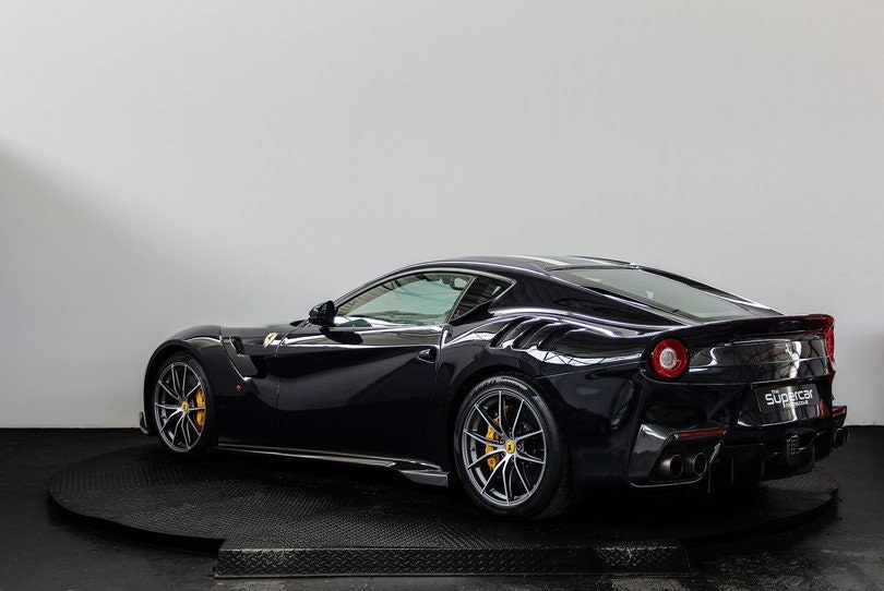 2016 Ferrari F12 TDF - UK Supplied - RHD - 1 Owner - 5k Miles For Sale (picture 4 of 6)
