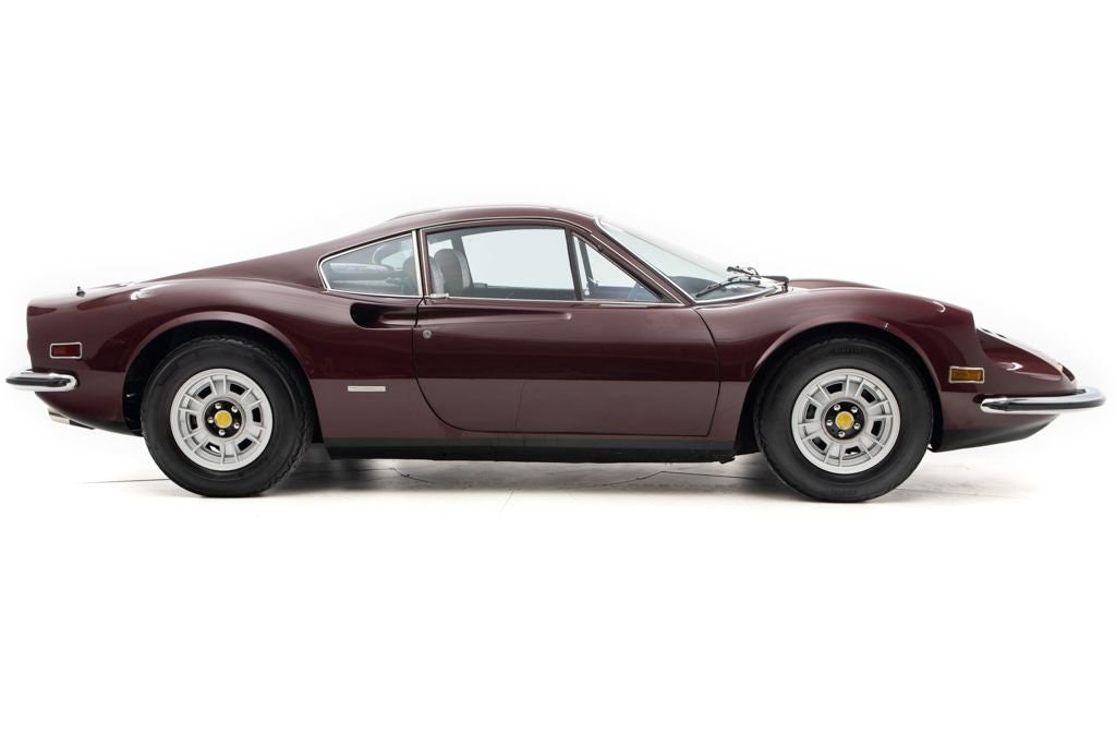 1972 Ferrari 246 GT Dino Coupe low miles Driver Manual $289k For Sale (picture 2 of 6)