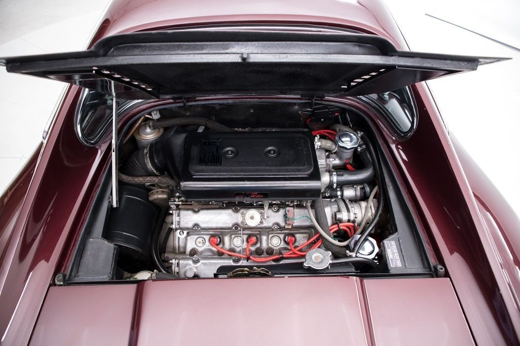 1972 Ferrari 246 GT Dino Coupe low miles Driver Manual $289k For Sale (picture 5 of 6)