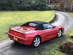 1996 FERRARI F355 SPIDER - MANUAL - 23900 MILES - LHD For Sale (picture 4 of 6)
