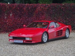 Picture of 1990 Ferrari Testarossa For Sale