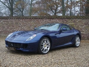 Picture of 2008 Ferrari 599 GTB Manual 6-Speed Second owner, full history, v For Sale