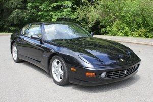 Picture of  2001 Ferrari 456 M GT SOLD by Auction