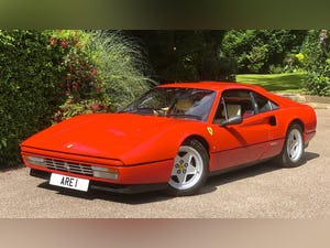 1987 FERRARI 328 GTB  Pre ABS 1 of only 77 UK RHD examples built For Sale (picture 1 of 6)