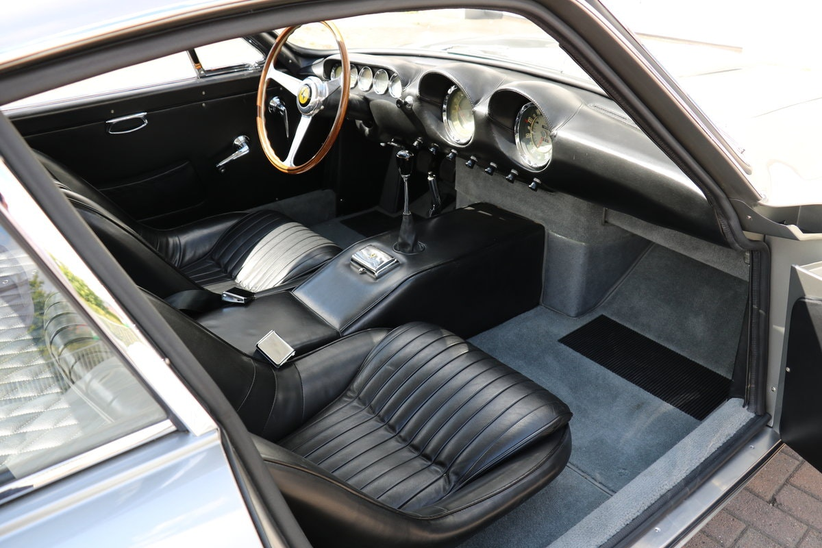 1963 Ferrari 250 Lusso - Matching Numbers For Sale (picture 5 of 12)